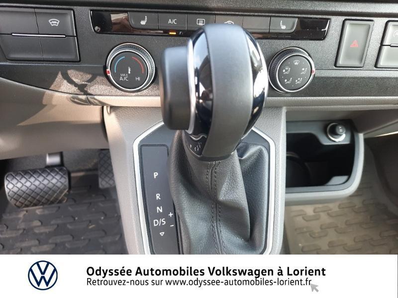 Volkswagen Transporter 3.0T L1H1 2.0 TDI 198ch Business Line 4Motion DSG DSG7 Gris occasion à Lanester - photo n°10