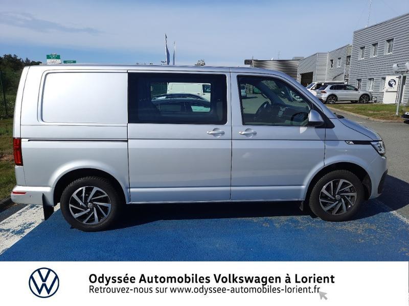 Volkswagen Transporter 3.0T L1H1 2.0 TDI 198ch Business Line 4Motion DSG DSG7 Gris occasion à Lanester - photo n°4