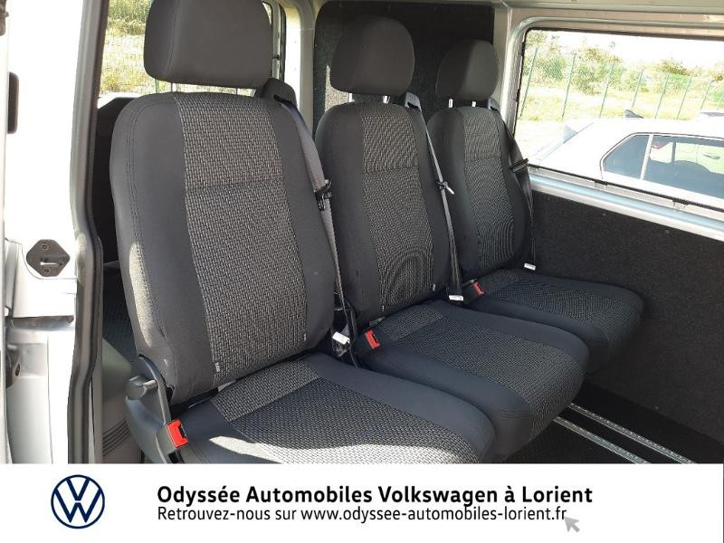 Volkswagen Transporter 3.0T L1H1 2.0 TDI 198ch Business Line 4Motion DSG DSG7 Gris occasion à Lanester - photo n°11