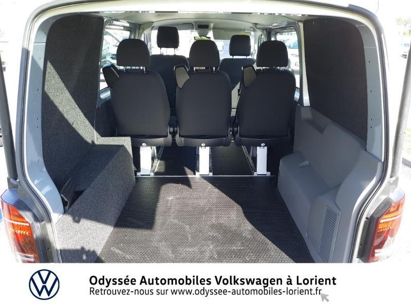 Volkswagen Transporter 3.0T L1H1 2.0 TDI 198ch Business Line 4Motion DSG DSG7 Gris occasion à Lanester - photo n°12