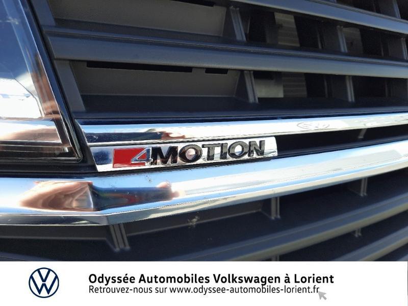 Volkswagen Transporter 3.0T L1H1 2.0 TDI 198ch Business Line 4Motion DSG DSG7 Gris occasion à Lanester - photo n°20