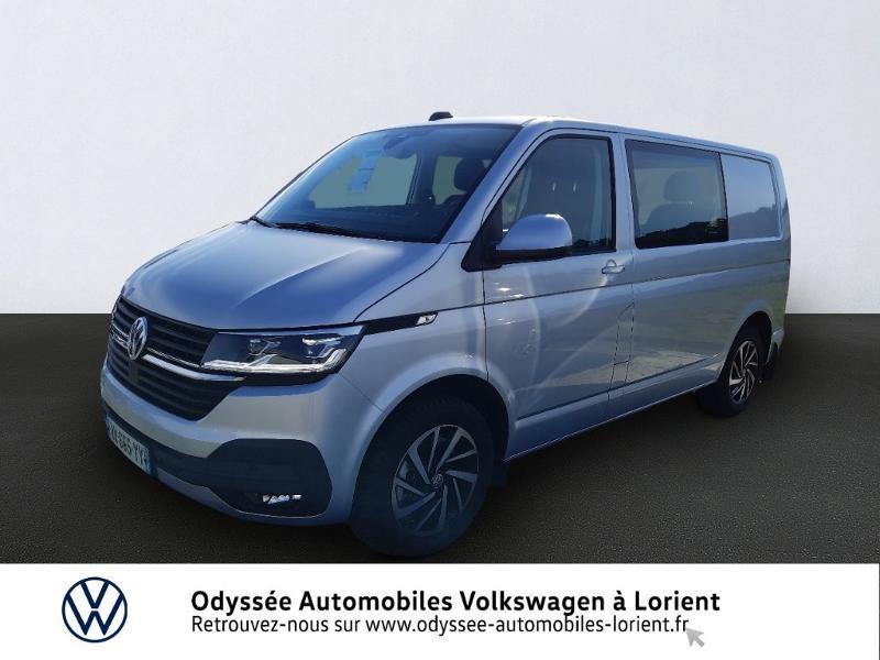 Volkswagen Transporter 3.0T L1H1 2.0 TDI 198ch Business Line 4Motion DSG DSG7 Gris occasion à Lanester