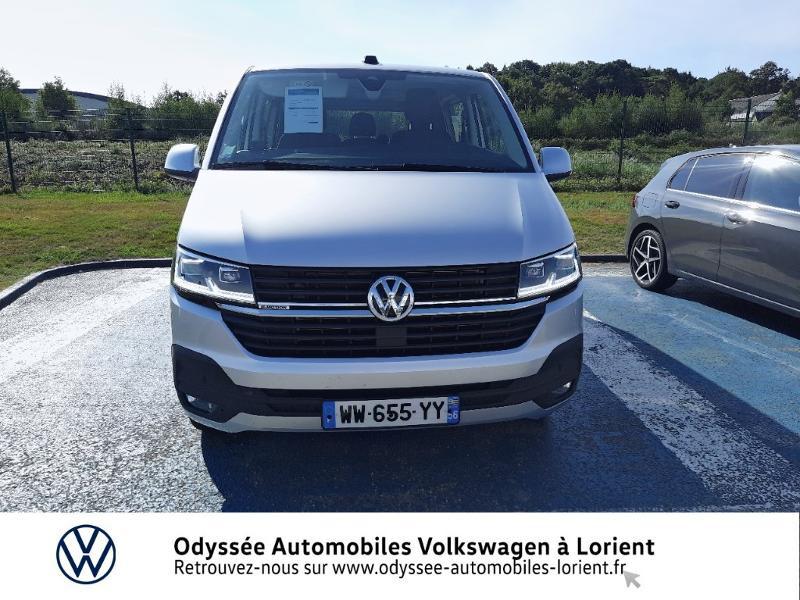 Volkswagen Transporter 3.0T L1H1 2.0 TDI 198ch Business Line 4Motion DSG DSG7 Gris occasion à Lanester - photo n°5