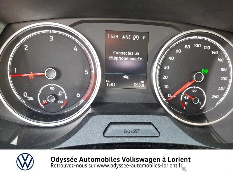 Volkswagen Transporter 3.0T L1H1 2.0 TDI 198ch Business Line 4Motion DSG DSG7 Gris occasion à Lanester - photo n°9