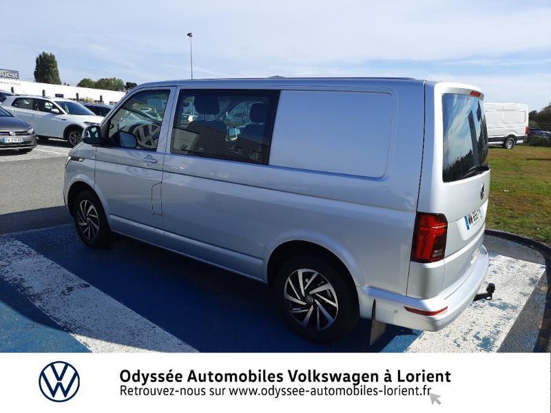 Volkswagen Transporter 3.0T L1H1 2.0 TDI 198ch Business Line 4Motion DSG DSG7 Gris occasion à Lanester - photo n°3