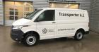 Volkswagen Transporter 6.1 FOURGON 6.1 FGN L1H1 2.0 TDI 110 BVM5 BUSINESS LINE Blanc à Lons Le Saunier 39