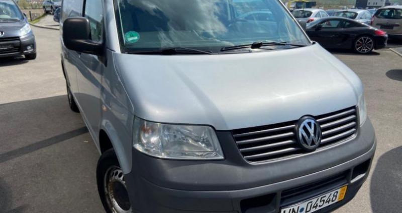 Volkswagen Transporter FOURGON FGN TOLE CB 1.9 TDI 102 2.8T Gris occasion à Bouxières Sous Froidmond - photo n°6