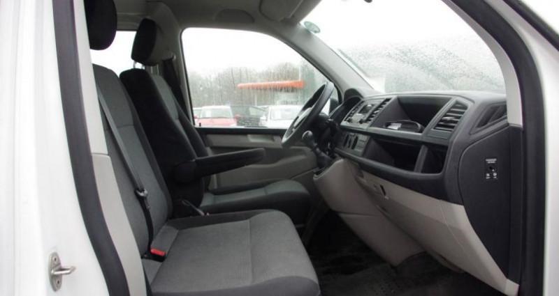 Volkswagen Transporter PROCAB FOURGON L2 2.0 TDI 114 6PL Blanc occasion à Chambourcy - photo n°3