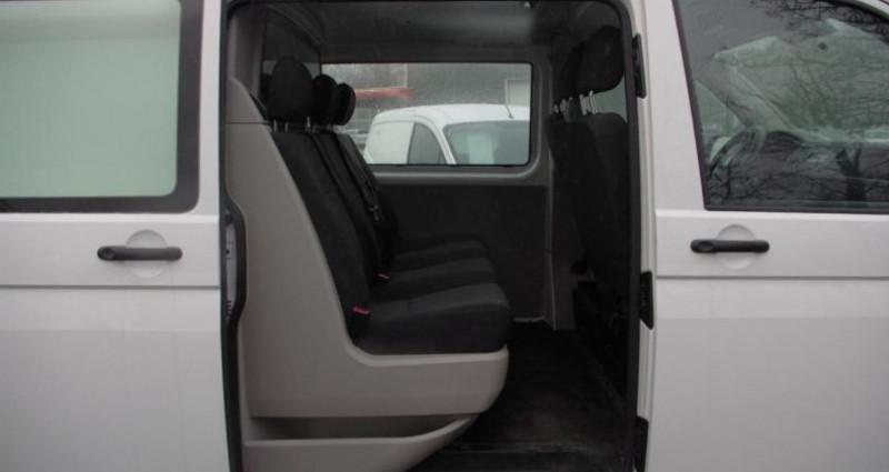 Volkswagen Transporter PROCAB FOURGON L2 2.0 TDI 114 6PL Blanc occasion à Chambourcy - photo n°5