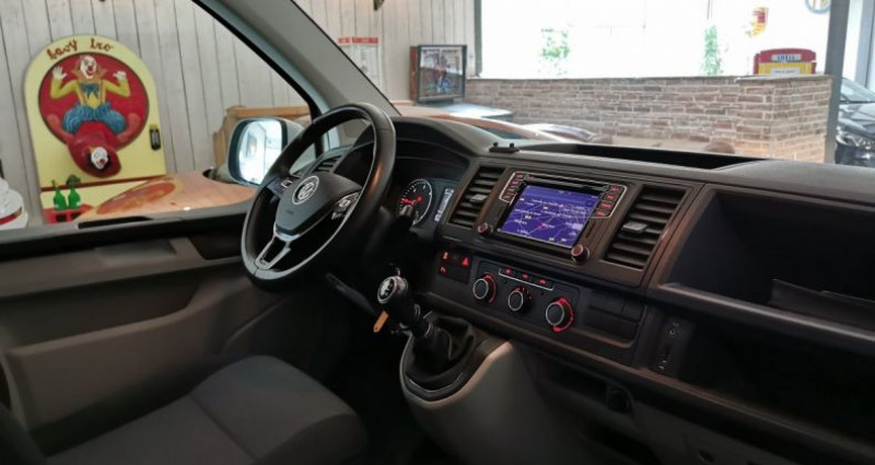 Volkswagen Transporter T6 2.0 TDI 150 CV L2H1 BV6 Blanc occasion à Charentilly - photo n°6