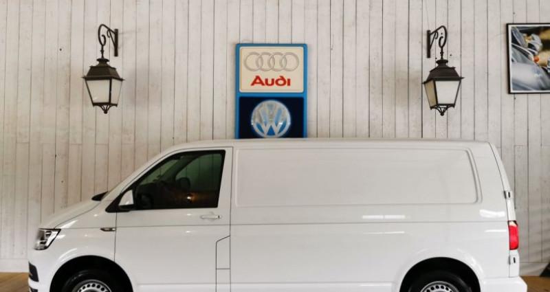 Volkswagen Transporter T6 2.0 TDI 150 CV L2H1 BV6 Blanc occasion à Charentilly