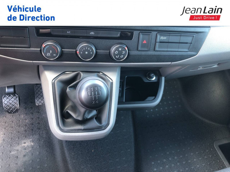 Volkswagen Transporter TRANSPORTER 6.1 FGN L1H1 2.0 TDI 90 BVM5 BUSINESS LINE 4p Blanc occasion à Annemasse - photo n°13