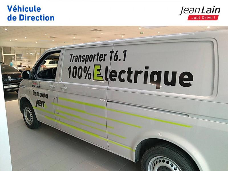 Volkswagen Transporter TRANSPORTER ELECTRIQUE 6.1 FGN L2H1 113 DSG ABTE  4p Gris occasion à Fontaine - photo n°4