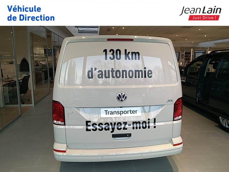 Volkswagen Transporter TRANSPORTER ELECTRIQUE 6.1 FGN L2H1 113 DSG ABTE  4p Gris occasion à Fontaine - photo n°6