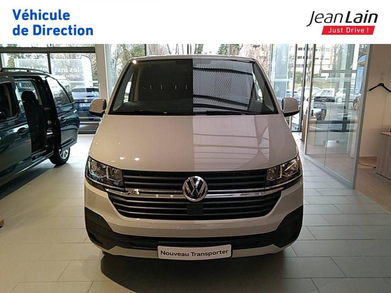 Volkswagen Transporter TRANSPORTER ELECTRIQUE 6.1 FGN L2H1 113 DSG ABTE  4p Gris occasion à Fontaine - photo n°2