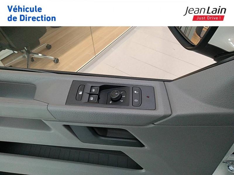 Volkswagen Transporter TRANSPORTER ELECTRIQUE 6.1 FGN L2H1 113 DSG ABTE  4p Gris occasion à Fontaine - photo n°15