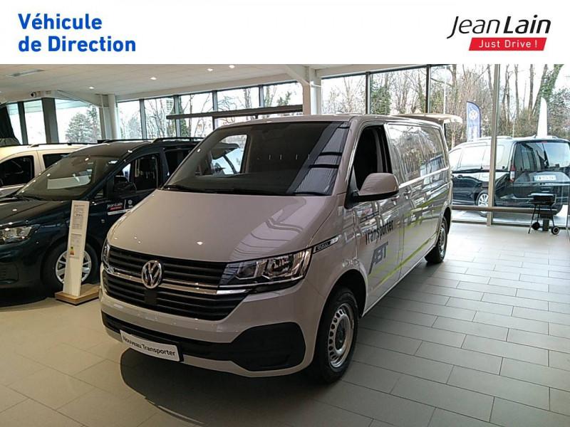 Volkswagen Transporter TRANSPORTER ELECTRIQUE 6.1 FGN L2H1 113 DSG ABTE  4p Gris occasion à Fontaine
