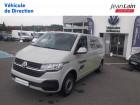 Volkswagen Transporter TRANSPORTER ELECTRIQUE 6.1 FGN L2H1 113 DSG ABTE  4p Gris à Annemasse 74