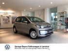 Volkswagen Up 1.0 60 BLUEMOTION TECHNOLOGY BVM5 Gris à Lannion 22