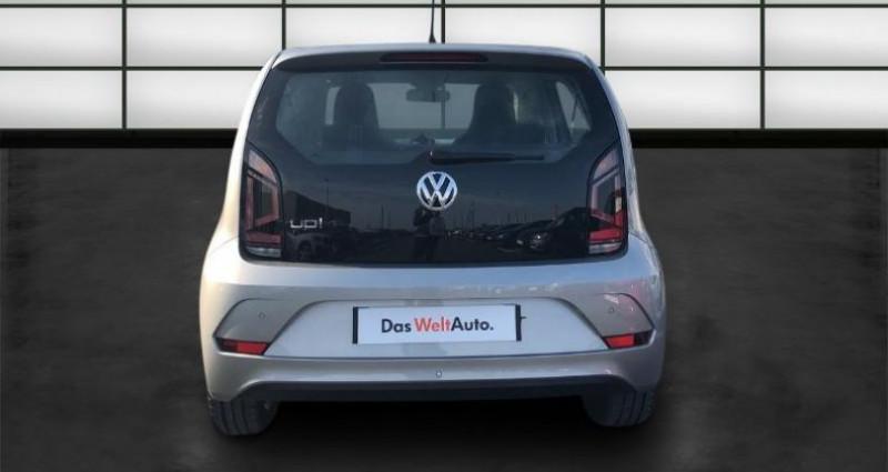 Volkswagen Up 1.0 60ch BlueMotion Technology IQ.Drive 5p Euro6d-T Gris occasion à La Rochelle - photo n°4