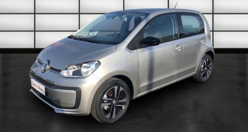 Volkswagen Up 1.0 60ch BlueMotion Technology IQ.Drive 5p Euro6d-T Gris occasion à La Rochelle
