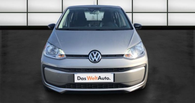Volkswagen Up 1.0 60ch BlueMotion Technology IQ.Drive 5p Euro6d-T Gris occasion à La Rochelle - photo n°2