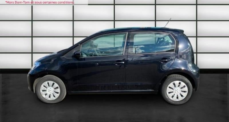 Volkswagen Up 1.0 60ch BlueMotion Technology Move up! 5p Euro6d-T Noir occasion à La Rochelle - photo n°3