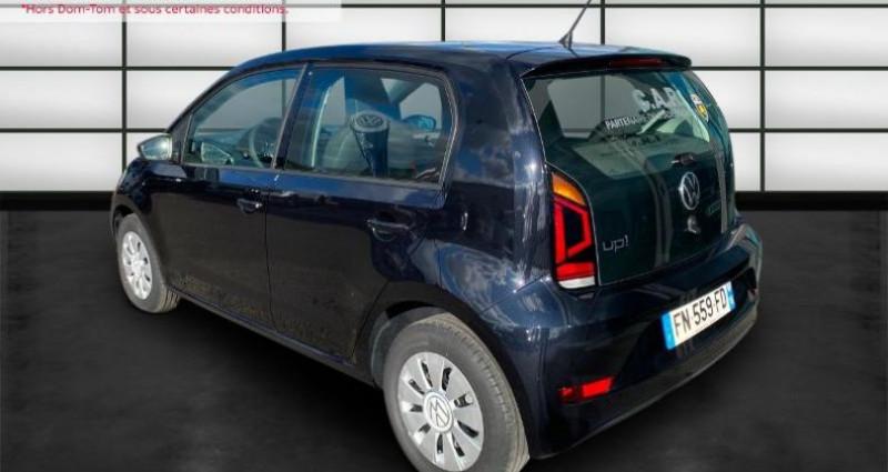 Volkswagen Up 1.0 60ch BlueMotion Technology Move up! 5p Euro6d-T Noir occasion à La Rochelle - photo n°5