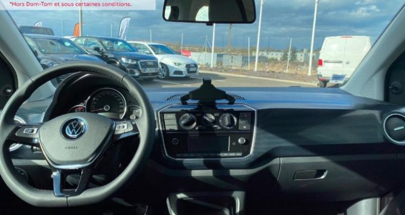 Volkswagen Up 1.0 60ch BlueMotion Technology Move up! 5p Euro6d-T Noir occasion à La Rochelle - photo n°6