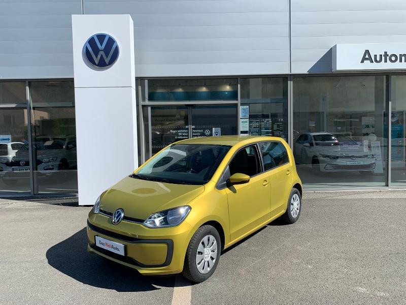 Volkswagen Up 1.0 60ch BlueMotion Technology Move up! 5p Jaune occasion à Figeac