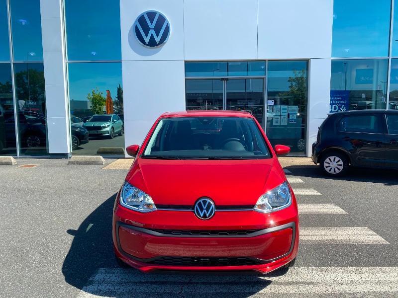 Volkswagen Up 1.0 65ch BlueMotion Technology Active 5p Rouge occasion à Onet-le-Château - photo n°2