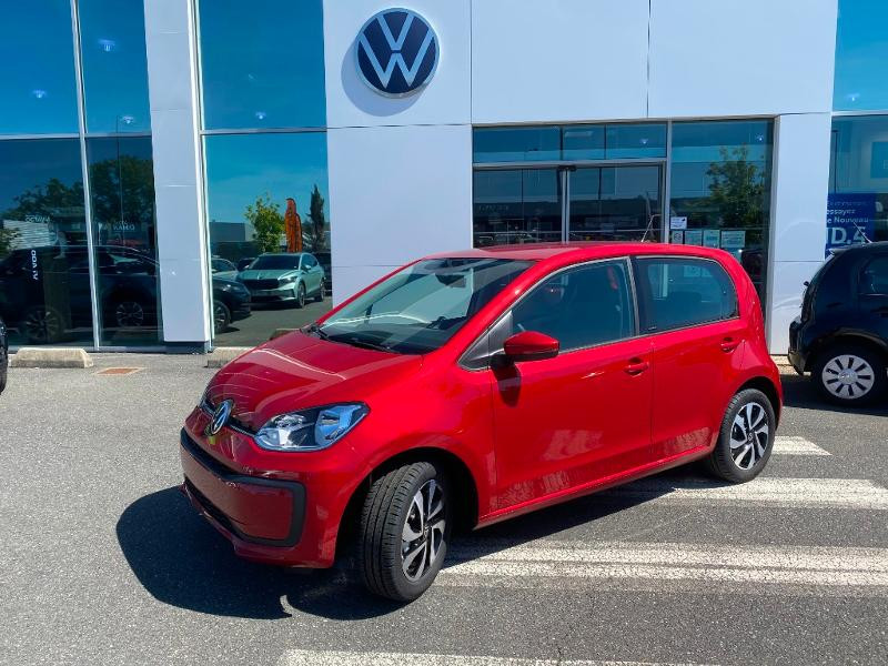 Volkswagen Up 1.0 65ch BlueMotion Technology Active 5p Rouge occasion à Onet-le-Château