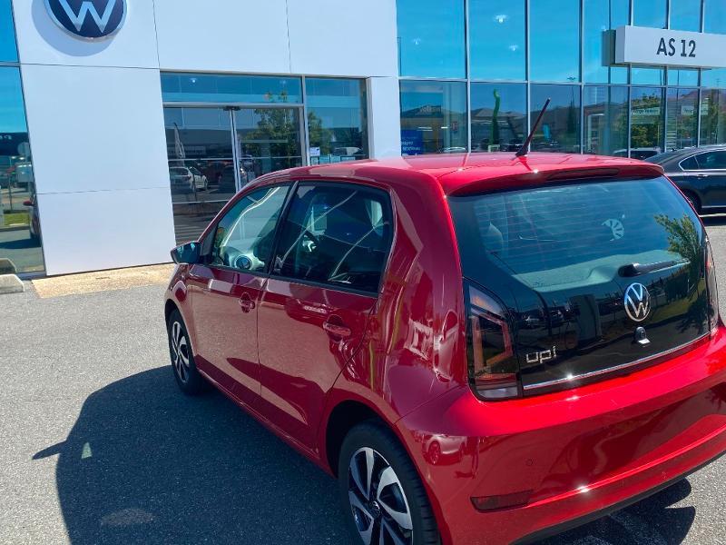 Volkswagen Up 1.0 65ch BlueMotion Technology Active 5p Rouge occasion à Onet-le-Château - photo n°7