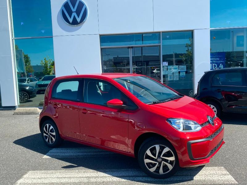 Volkswagen Up 1.0 65ch BlueMotion Technology Active 5p Rouge occasion à Onet-le-Château - photo n°3