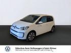 Volkswagen Up 1.0 65ch BlueMotion Technology Active 5p Blanc à Saint Brieuc 22
