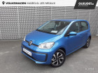 Volkswagen Up 1.0 65ch BlueMotion Technology Active 5p Bleu à Mareuil-lès-Meaux 77