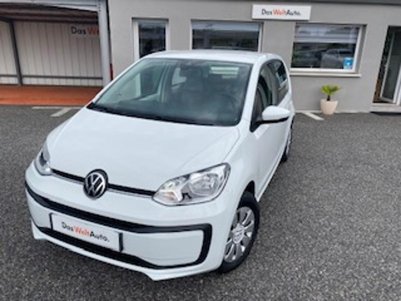 Volkswagen Up 1.0 65ch BlueMotion Technology Lounge 5p Blanc occasion à TARBES