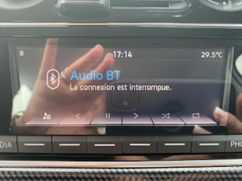 Volkswagen Up 1.0 65ch BlueMotion Technology Lounge 5p Blanc occasion à TARBES  - photo n°13