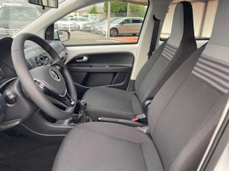 Volkswagen Up 1.0 65ch BlueMotion Technology Lounge 5p Blanc occasion à TARBES  - photo n°9