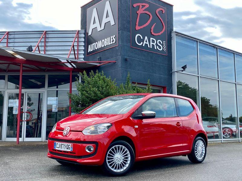 Volkswagen Up occasion 2012 mise en vente à Castelmaurou par le garage BS CARS.COM - photo n°1