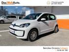 Volkswagen Up 1.0 75ch up! Connect 5p Blanc à Aubagne 13