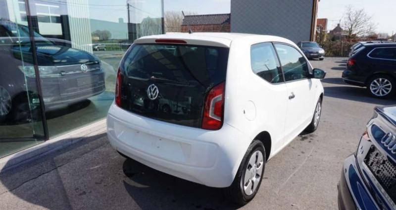 Volkswagen Up 1.0i -AIRCO-3 DEURS-RADIO CD Blanc occasion à Hulste-Harelbeke - photo n°2