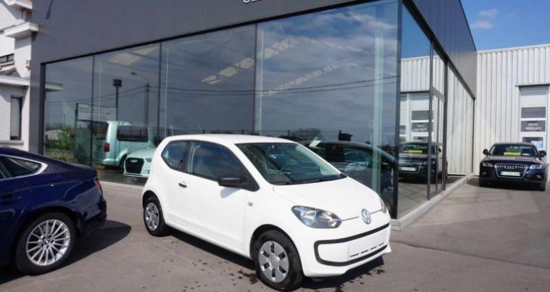 Volkswagen Up 1.0i -AIRCO-3 DEURS-RADIO CD Blanc occasion à Hulste-Harelbeke