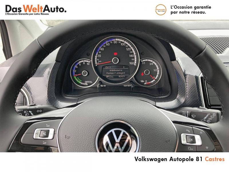Volkswagen Up e-up! 2.0 Electrique  5p Gris occasion à Castres - photo n°10