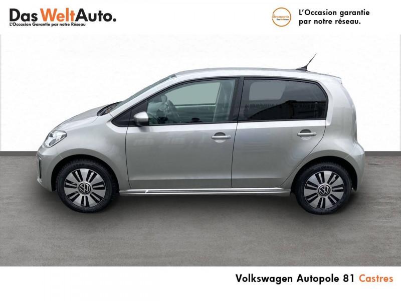 Volkswagen Up e-up! 2.0 Electrique  5p Gris occasion à Castres - photo n°3