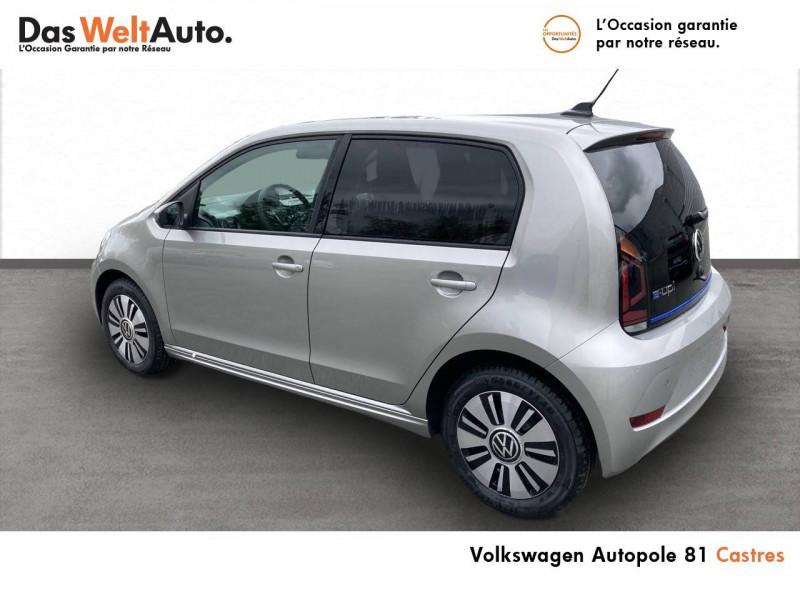Volkswagen Up e-up! 2.0 Electrique  5p Gris occasion à Castres - photo n°4