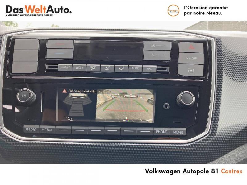 Volkswagen Up e-up! 2.0 Electrique  5p Gris occasion à Castres - photo n°8