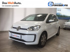Volkswagen Up e-UP Electrique  5p Blanc à Meythet 74