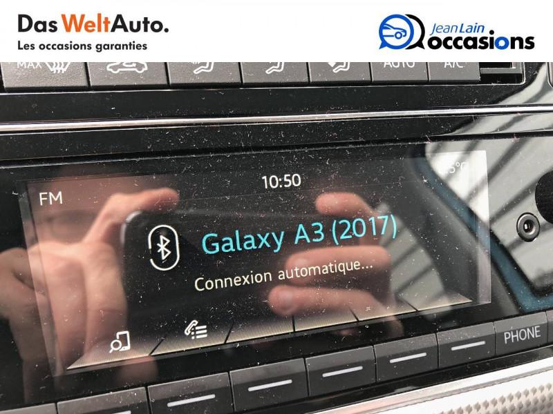 Volkswagen Up e-UP Electrique  5p Bleu occasion à Annemasse - photo n°16