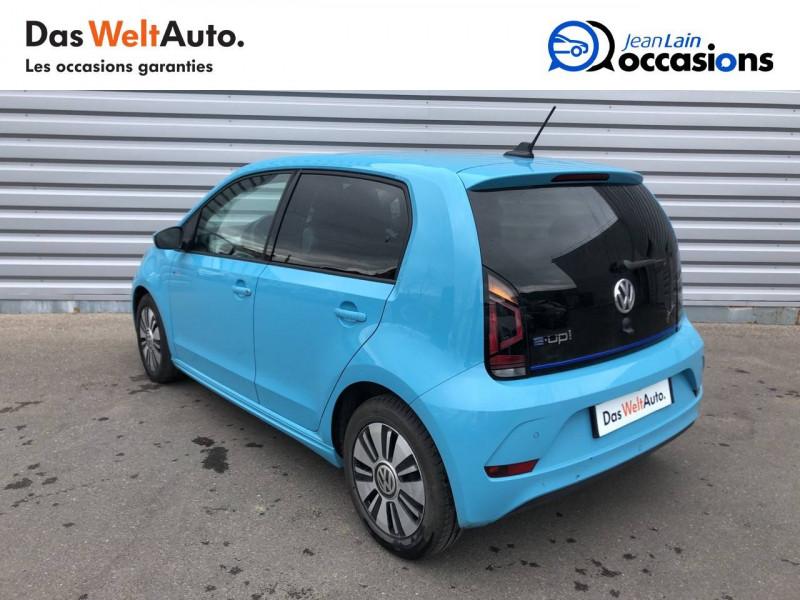 Volkswagen Up e-UP Electrique  5p Bleu occasion à Annemasse - photo n°7